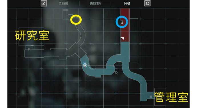 マップ バイオ ハザード re3 攻略 【バイオRE3】全エリアのマップと入手できるアイテム一覧